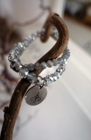 Armketten mit Kristall Heiliger Gral